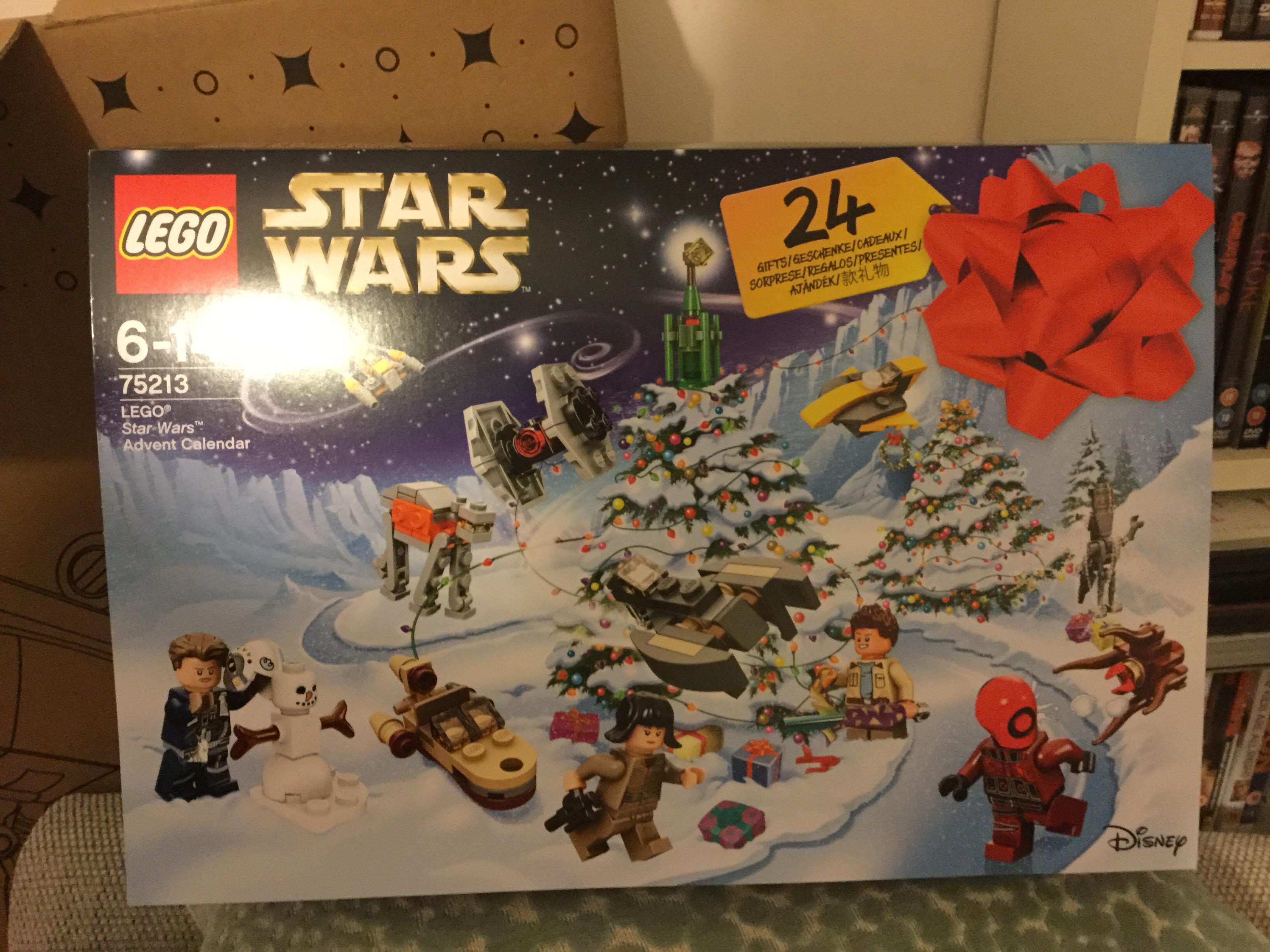 'Tis The Season to Build Lego – Day 11