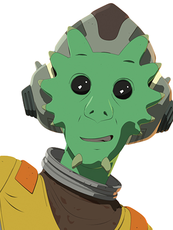 Star Wars: Resistance – Mid-Season Thoughts